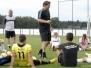 Eerste training 2014-2015