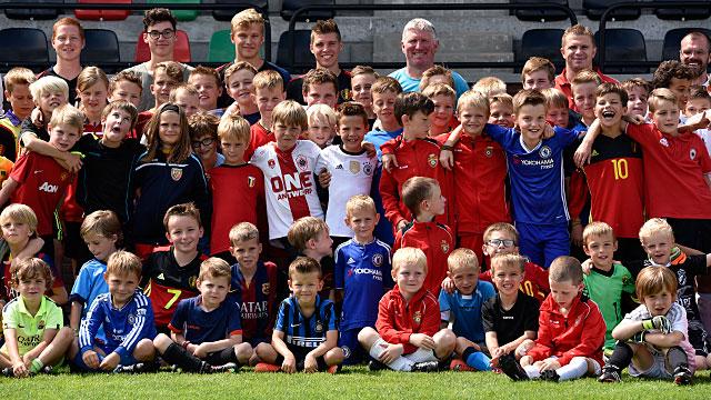 Voetbalkamp KFCE Zoersel