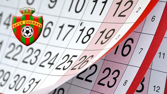 Kalender KFCEZ