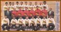 Op de ploegfoto nationale ploeg onder Paul Van Himst