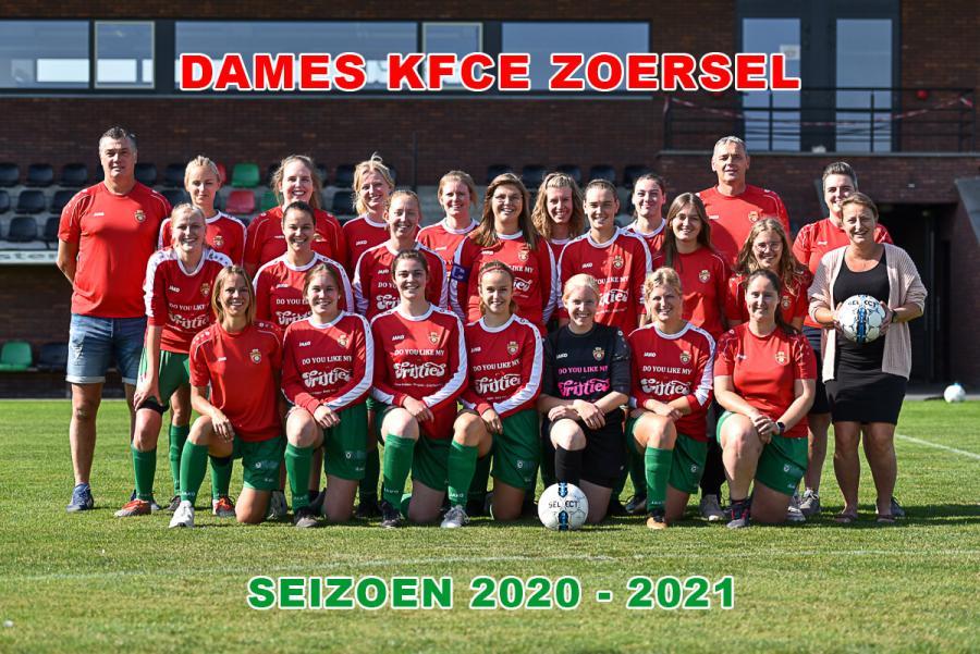 zdames-ploegfoto