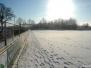 Sfeerbeelden besneeuwde terreinen