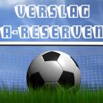 Verslag A-reserven
